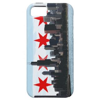 Chicago Flag Skyline iPhone case