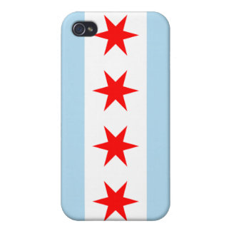 Chicago Flag Speck Case iPhone 4 Cover