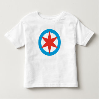 Chicago Flag Star Shirt