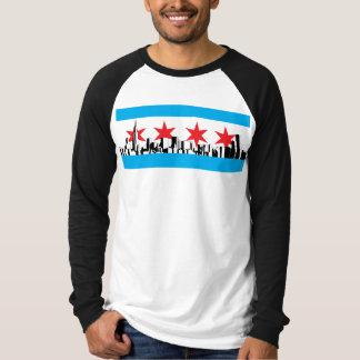 Chicago Flag T Shirts