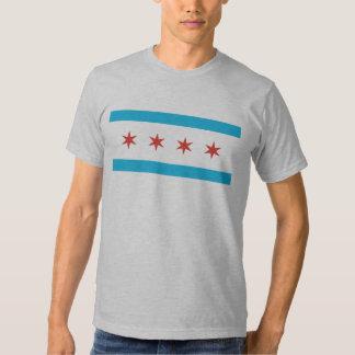 Chicago Flag Tshirt