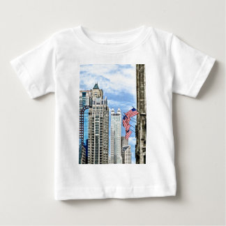 Chicago - Flags Along Michigan Avenue Shirts