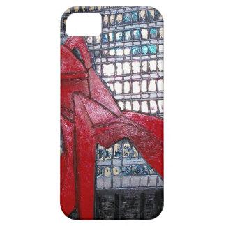 Chicago Flamingo Sculpture iPhone 5 Cases