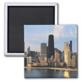 Chicago from Lake Shore Drive Magnet
