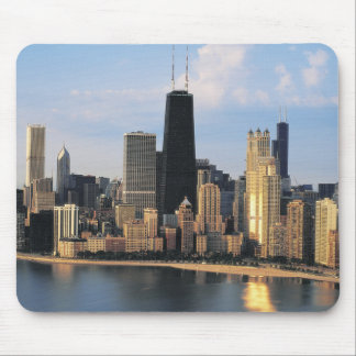 Chicago from Lake Shore Drive Mouse Mats