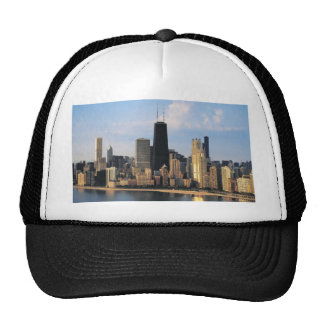 Chicago from Lake Shore Drive Trucker Hat