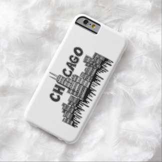 Chicago Funda De iPhone 6 Barely There