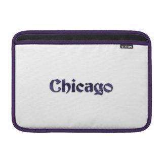 Chicago Funda Macbook Air