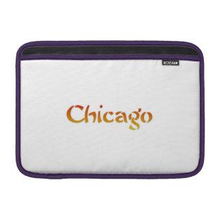 Chicago Fundas MacBook