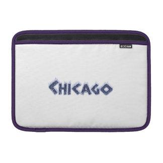 Chicago Fundas Macbook Air