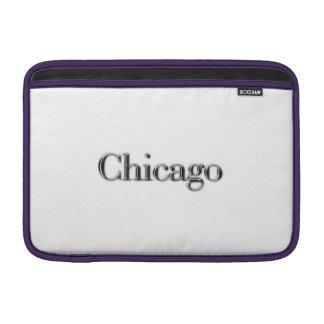 Chicago Fundas Para Macbook Air