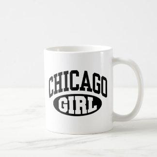Chicago Girl Coffee Mug