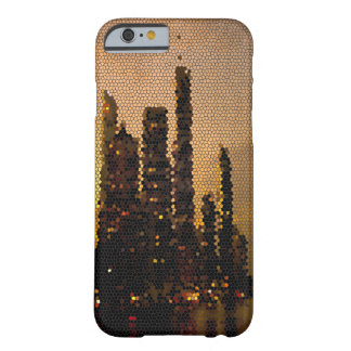 Chicago Girly Bling Popular Abstract Accessory Barely There iPhone 6 Case