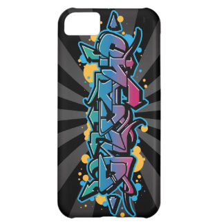 Chicago Graffiti Wildstyle iPhone 5C Cover