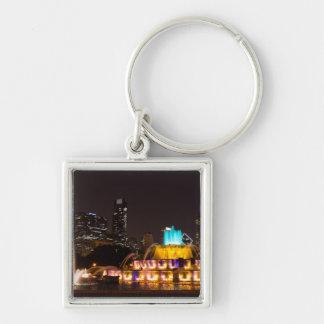Chicago Grant Park Keychain