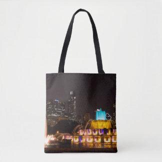 Chicago Grant Park Tote Bag