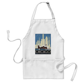 Chicago Has Everything Adult Apron