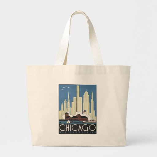 Chicago Has Everything Bags