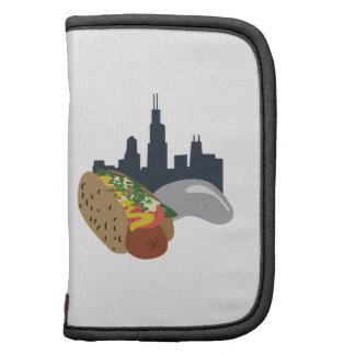 Chicago hot Dog Folio Planner