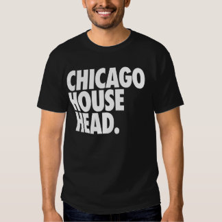 Chicago House Head Shirt