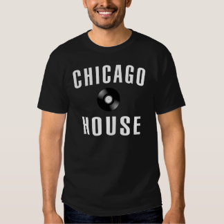 Chicago House Music Tee