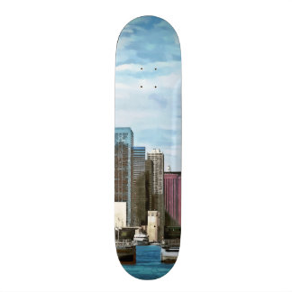 Chicago IL - Chicago Harbor Lock Skateboards
