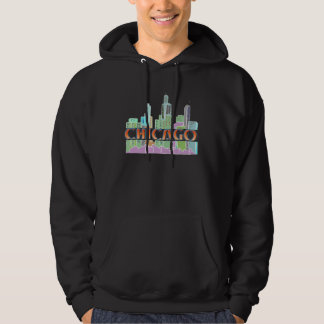 Chicago IL Hoodie