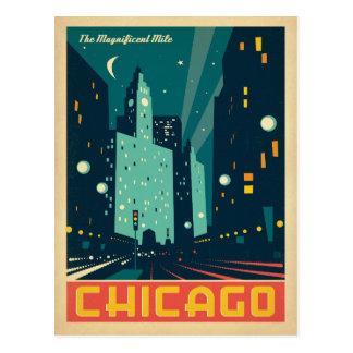 Chicago, IL - la milla magnífica 2 Postales