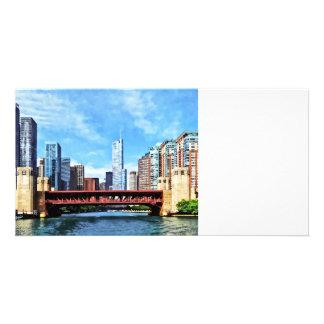 Chicago IL - Lake Shore Drive Bridge Card