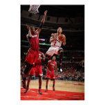 CHICAGO, IL - MAY 26: Derrick Rose #1 of the Poster