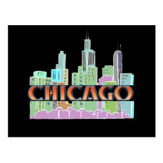 Chicago IL Postcard
