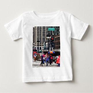 Chicago IL - Rainy Day on E Wacker Drive T-shirt