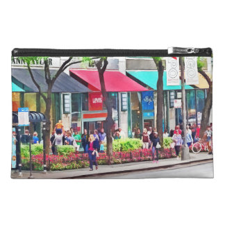 Chicago IL - Shopping Along Michigan Avenue Travel Accessories Bags