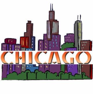 Chicago  IL Statuette
