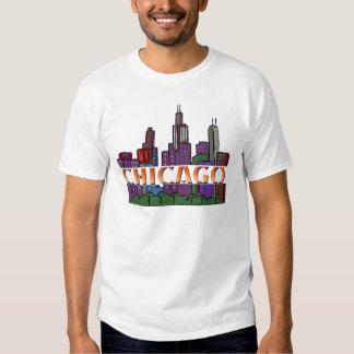 Chicago  IL Tee Shirt