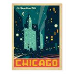 Chicago, IL - The Magnificent Mile 2 Postcard