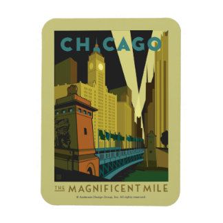 Chicago, IL - The Magnificent Mile Magnet