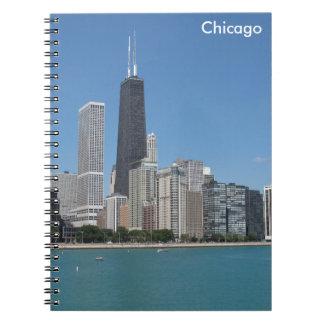 Chicago, Illinois Note Book