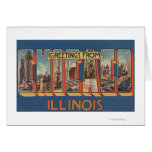 Chicago, Illinois - escenas grandes 2 de la letra Tarjeta