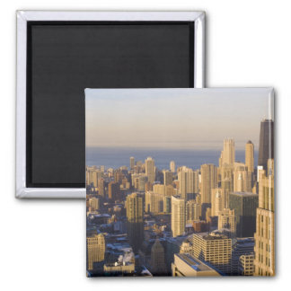 Chicago, Illinois, horizonte del Torre Sears Imanes