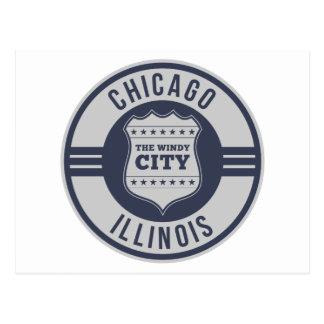 Chicago, Illinois ( IL ) , United States USA Postcard