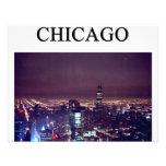 CHICAGO Illinois Invitacion Personal