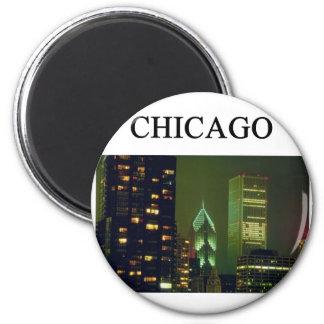 CHICAGO illinois Refrigerator Magnets
