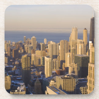 Chicago, Illinois, Skyline from the Sears Tower Coaster