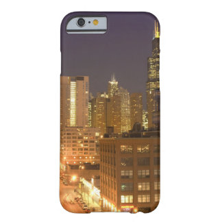 Chicago, Illinois, Skyline from West Loop at Barely There iPhone 6 Case