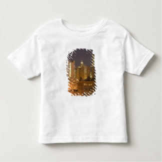 Chicago, Illinois, Skyline from West Loop at Toddler T-shirt