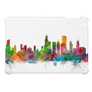 Chicago Illinois Skyline iPad Mini Cases