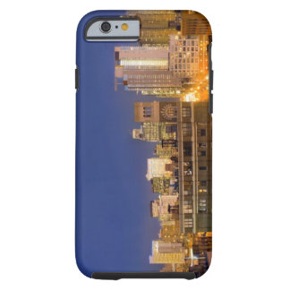 Chicago, Illinois, skyline shot from West Loop Tough iPhone 6 Case