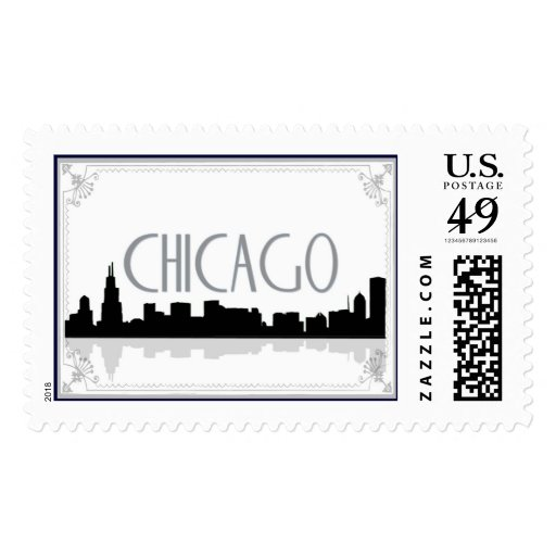 Chicago, Illinois special events Stamp