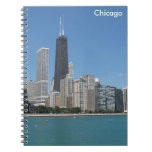 Chicago, Illinois Spiral Notebook